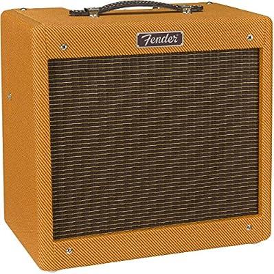 Amazon.com: Fender Hot Rod Deluxe(TM) III, Negro, Tweed: Musical Instruments