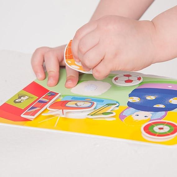 Picnmix Nuestra Casa Juguetes Y Juegos Educativos Para Ninos 3 Anos
