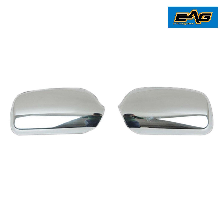 EAG 07-11 Toyota Camry Mirror Cover A pair Chrome ABS Trim Bezel Overlay E-Autogrilles