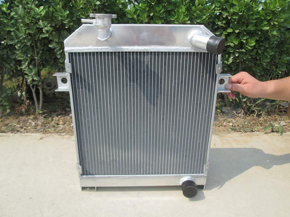 S-TYPE 1963-1968 64 65 66 56MM Aluminum Radiator FOR MK1//MK2 1955-1959