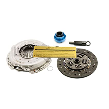 Amazon.com: LUK CLUTCH KIT REPSET 93-96 FORD BRONCO F150 F250 4.9L 5.0L 5.8L 11