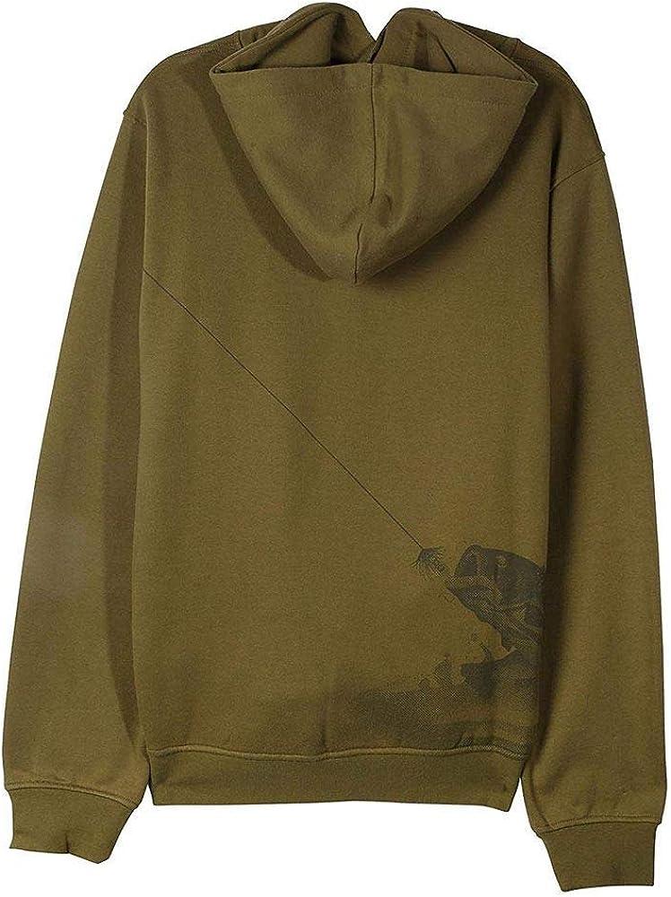 LRG Mens Fish Lyfe Hoody Pullover Sweatshirts