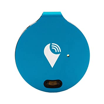 TrackR TB002SB - GPS Bluetooth imbricados, color azul, 1 unidad: Amazon.es: Electrónica