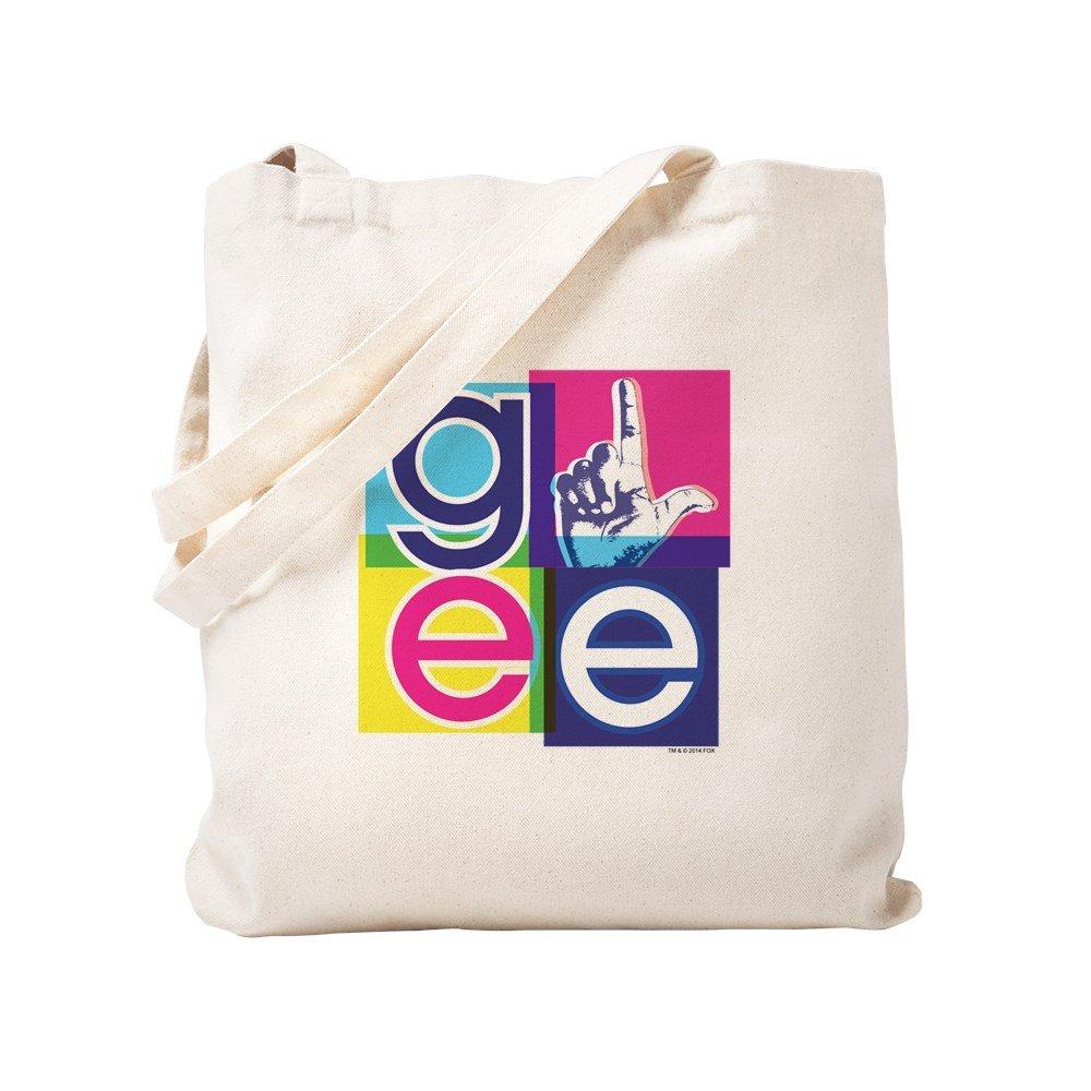 CafePress – Glee El – ナチュラルキャンバストートバッグ、布ショッピングバッグ S ベージュ 1440195622DECC2 B0773VRYNC S