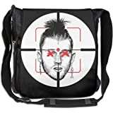Eminem Large Capacity Messenger Bag Shoulder Bag Simple Fashion Personality