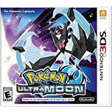 Pokemon Ultra Moon - Nintendo 3DS Ultra Moon Edition