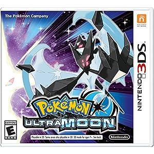 Ultra Pokemon Sun and Moon