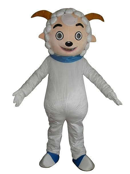 Amazon.com: Oveja Cabra dibujos animados disfraz disfraz ...