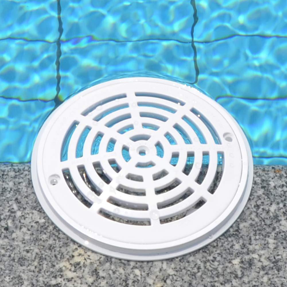 Swimming Pool Anti-Corrosion Anti-blocking Filter Main Drainage ABS Floor Drain