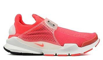 Nike Calcetines Dardos SP 686058 661 Infrarrojos/Infrared-Summit Blanco tamaño 9