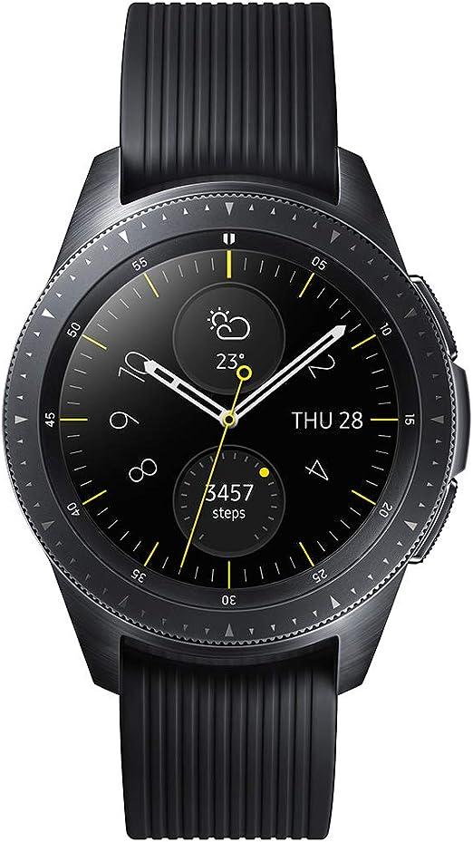 Samsung Galaxy Watch - Reloj Inteligente, Bluetooth, Negro, 42 mm- Version española: Samsung: Amazon.es: Electrónica