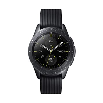 Samsung Galaxy Watch - Reloj inteligente LTE (42 mm) color negro- Version española: Amazon.es: Electrónica