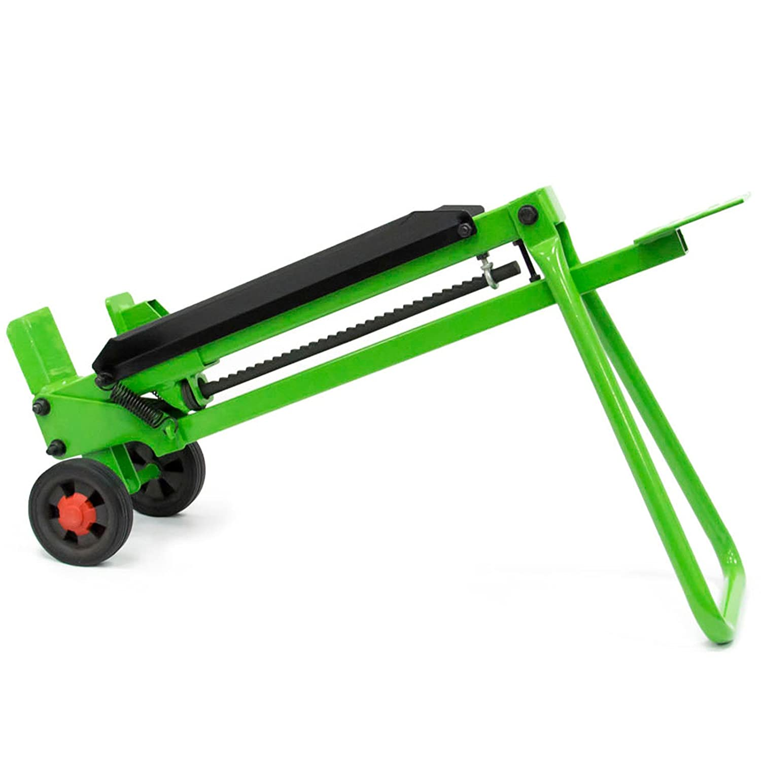 The Handy Foot Operated Log splitter