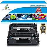 True Image 26A CF226A 2 Packs Compatible HP 26A CF226A Toner Cartridge for HP Laserjet Pro M402N M402DN HP Laserjet Pro MFP M426FDN M426FDW Toner
