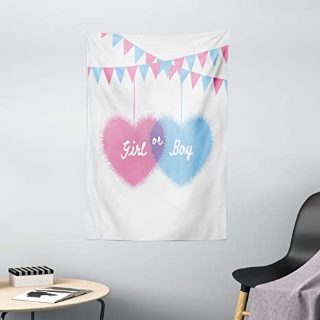 Bedroom Pendant Multifunctional Baby Flag Decoration Wall Accessories Pure Color