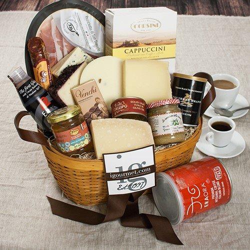 Italian Premier Gift Basket (9.4 pound) (Italy Gift Basket)