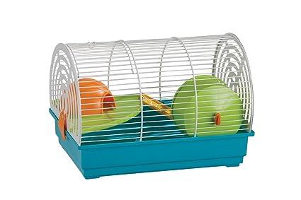 VOLTREGA Jaula Hamster Vol. 911 Ovalad** 1 Unidad 500 g: Amazon.es ...