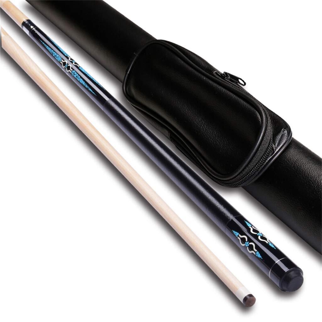 スヌーカーキュービッグヘッド12.75ミリメートル中国風黒8 8ボールアメリカンナインクラブマニュアル分割シングルビリヤードバーポータブルボックス147センチ