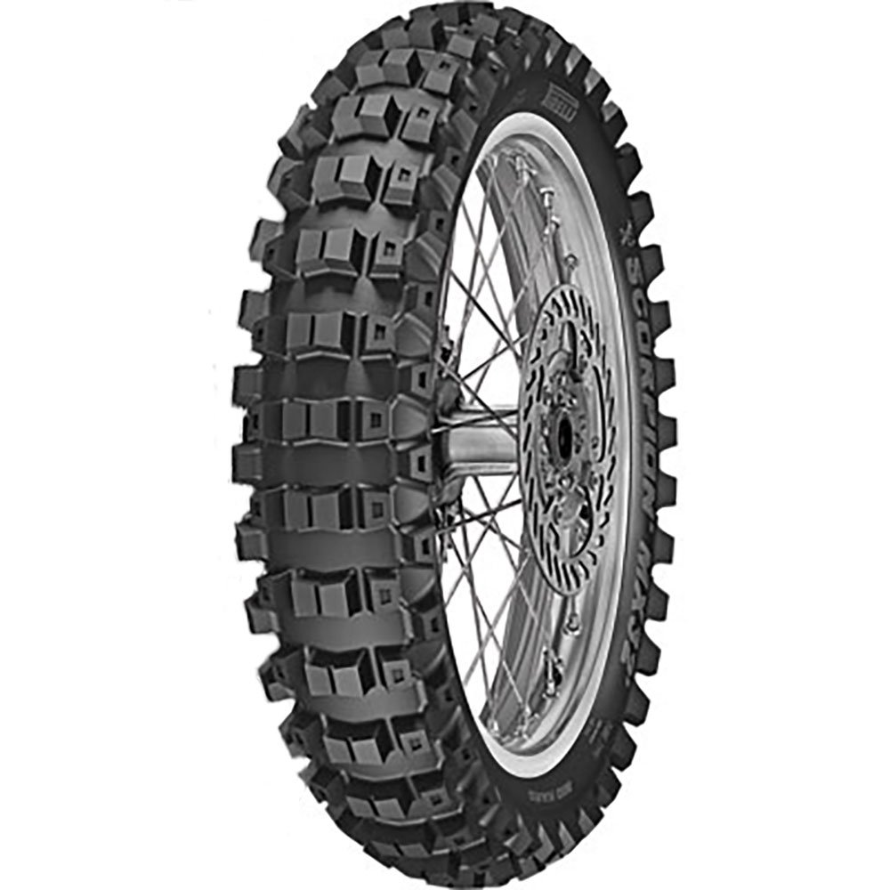 80//100x21 Pirelli Scorpion MX 32 Mid to Hard Terrain for Husqvarna TE 610 1998-2000