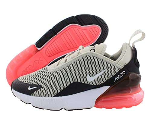 Mezquita Peligro Tres  Nike Air Max 270 Boys Shoes Size 11: Buy Online at Low Prices in India -  Amazon.in