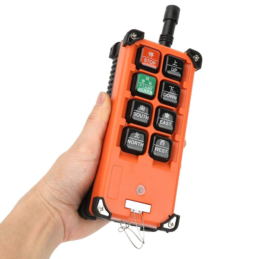 220V Industrial Radio Remote Control Transmitter/&Receiver F21-E1B Wireless Crane Remote Control Jacksking Industrial Wireless Remote Control