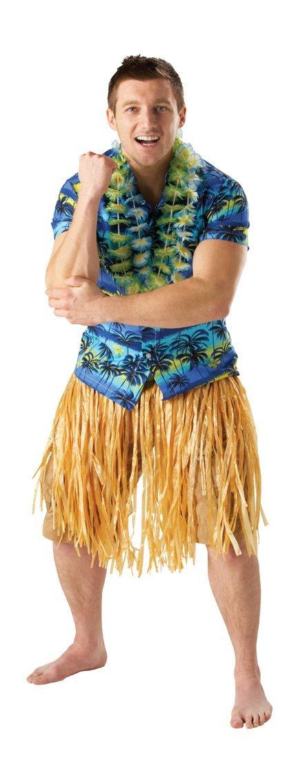 Rubies s - Falda Hawaiana para Adulto (Fabricada con Hierba Seca ...