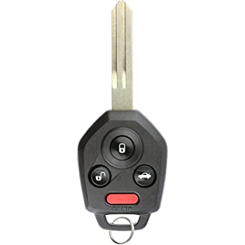 KeylessOption Keyless Entry Remote Car Key Fob Replacement for Chevy Express Savana Pack of 2