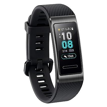 para Huawei Band 3 Pro Integrado GPS Smart Watch Amoled ...