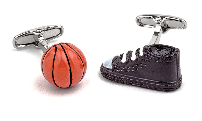 SoloGemelos - Gemelos Baloncesto - Negro, Naranja - Hombres ...