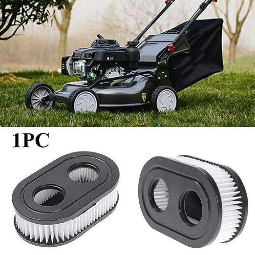 popchilli Filtro Aire para Cortacésped - Filtro para Máquina ...