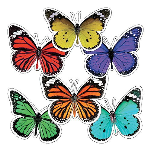 Woodland Whimsy Butterflies Cut-Outs ()