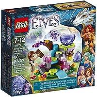 LEGO Elfos Emily Jones y el bebé dragón del viento 41171.