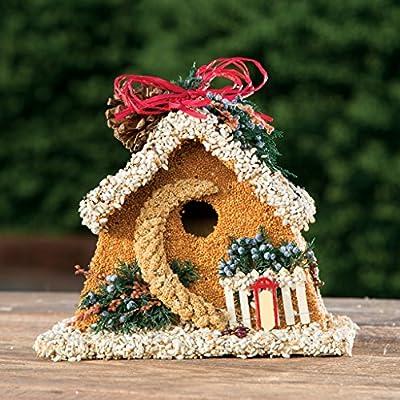 Jackson & Perkins Birdseed Chalet - Bird Seed House