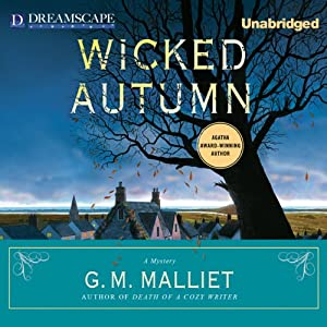 Wicked Autumn Audiobook