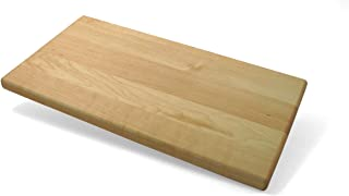 product image for J.K. Adams 15-Inch-by 8-Inch Maple Wood Kitchen Basic Cutting Board