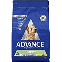 Advance Puppy Plus Toy Small Breed Chicken Food 3 kg