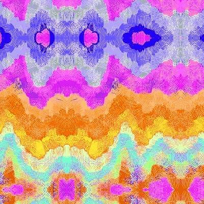 The Gift Wrap Company Printed Paper Tissue, Dreamscape