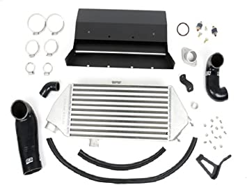 GrimmSpeed Top Mount Intercooler Silicone Kit STI Forester XT Red for WRX
