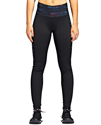 81b24ce59d094 adidas Climalite High-Waist Leggings at Amazon Women's Clothing store: