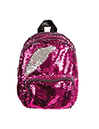 Fashion Angels 76610 Magic Sequin Mini Backpack, Multicolor
