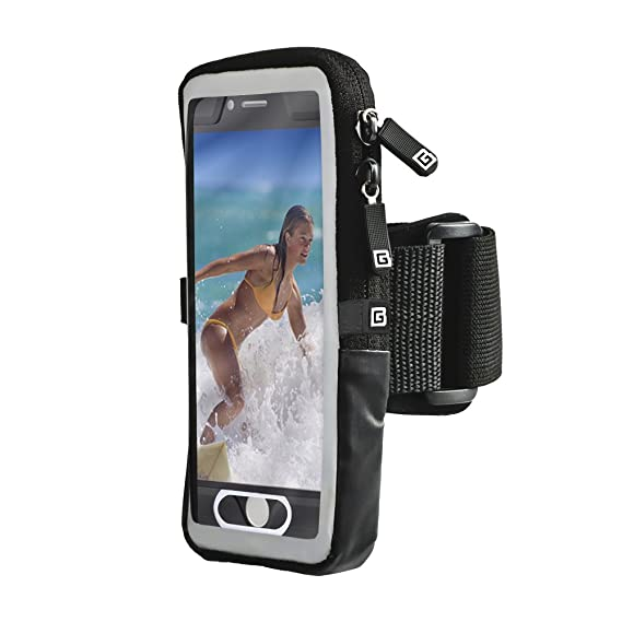 1271bcbc8593 Amazon.com  Gear Beast Sports Armband for iPhone 8