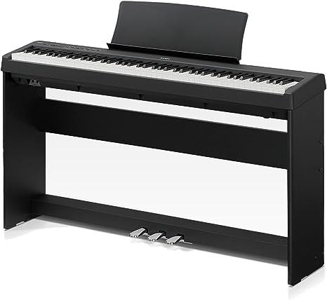 Piano Digital Completo Kawai ES110 + Soporte HML-1 + Paquete de Pedal Triple F-350