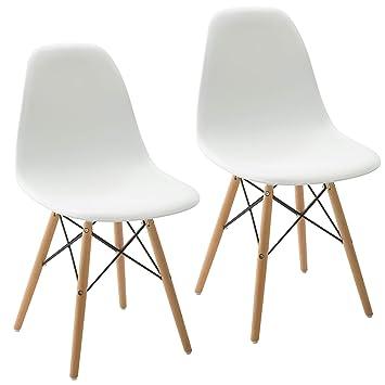 Amazon.com: Phoenix Home AVH181113 - Juego de 2 sillas ...