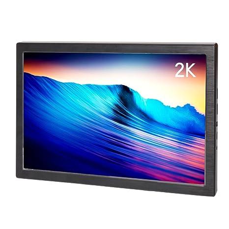 Monitor Portátil HDMI DE 10,1 Pulgadas para Raspberry Pi, PS3, PS4,