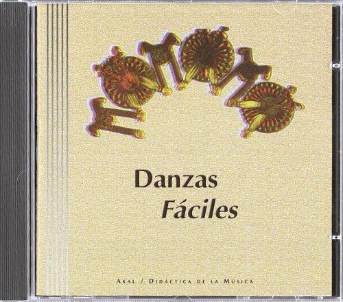 Danzas faciles / Easy Dancing (Didactica De La Musica) (Spanish Edition)