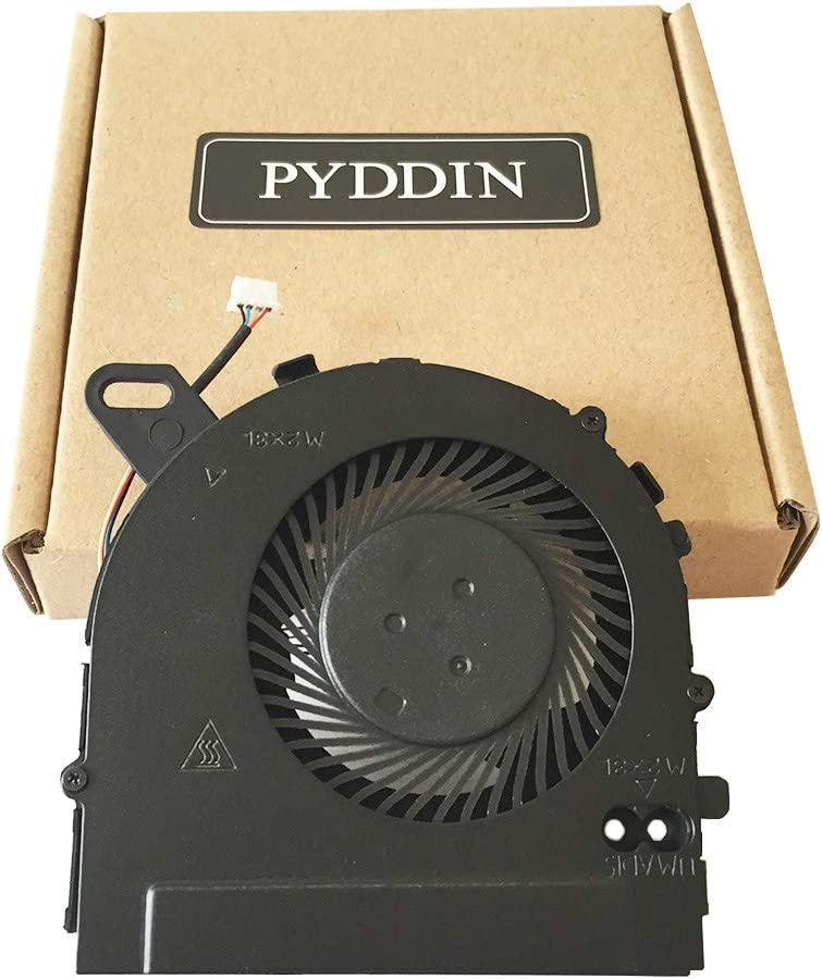 0W0J86 New Laptop CPU Cooling Fan Cooler for Dell Inspiron 15 7560 15-7560 15-7572 Dell Vostro 5468 5568 Series