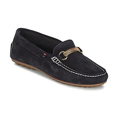Tommy Hilfiger womens Kendall 11B Midnight Loafers 7