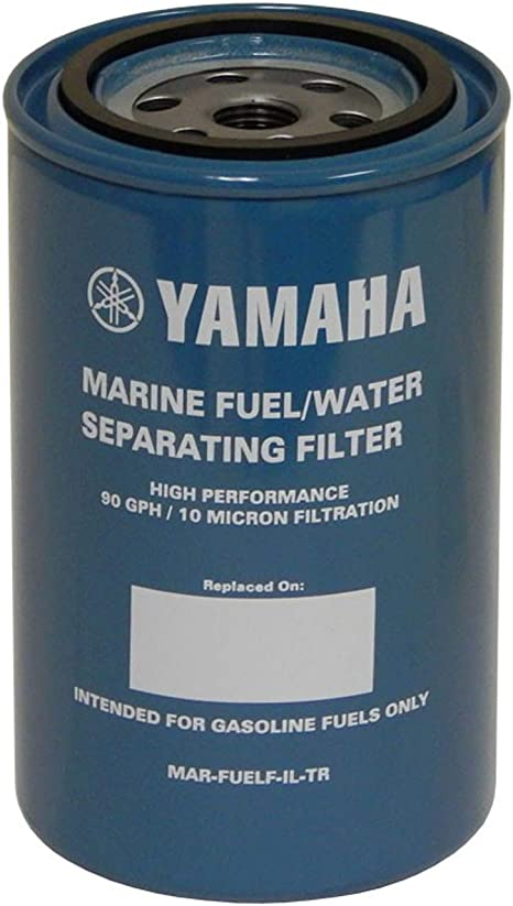 New Genuine Yamaha Marine Fuel//Water Separating Filter MAR-FUELF-IL-TR