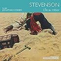 L'île au trésor Audiobook by Robert Louis Stevenson Narrated by Jonathan Cohen