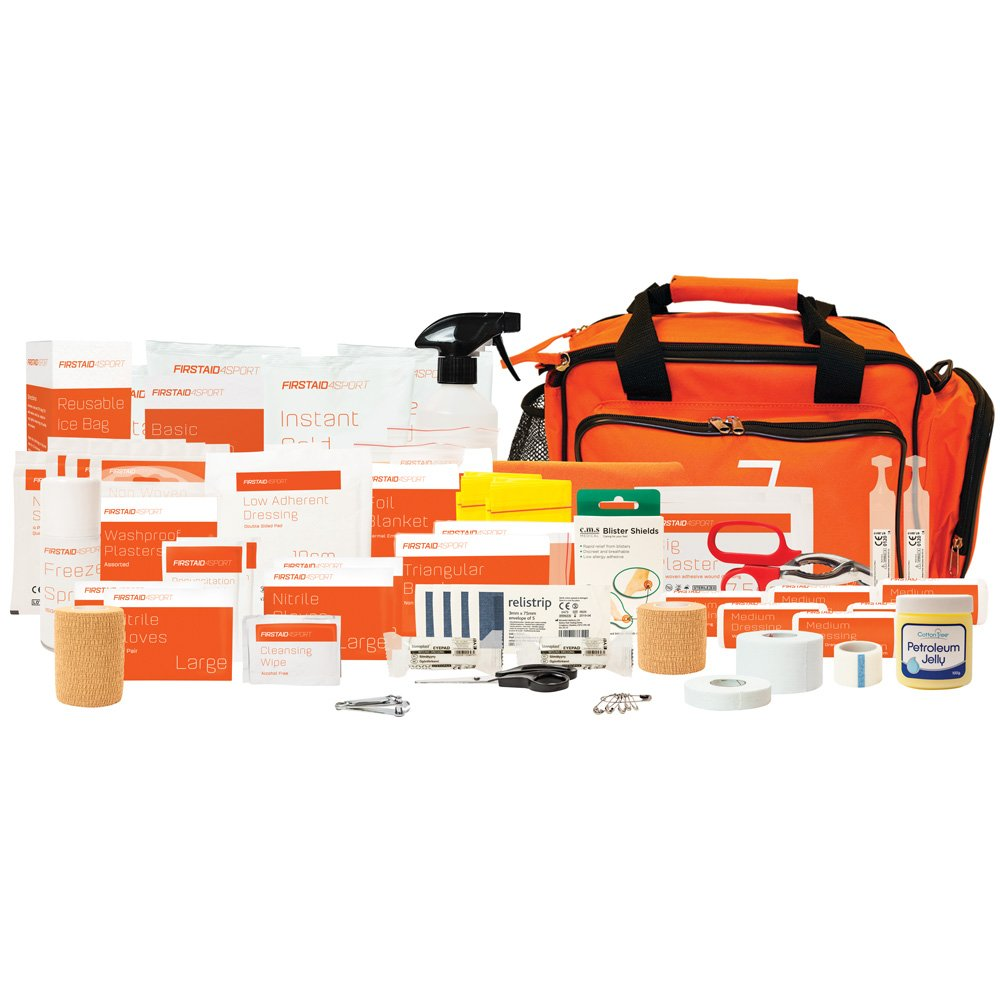 Firstaid4sport Sports First Aid Kit Erweiterte